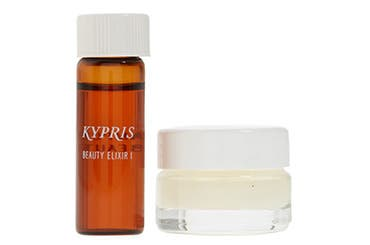 KYPRIS Beauty gift with purchase.
