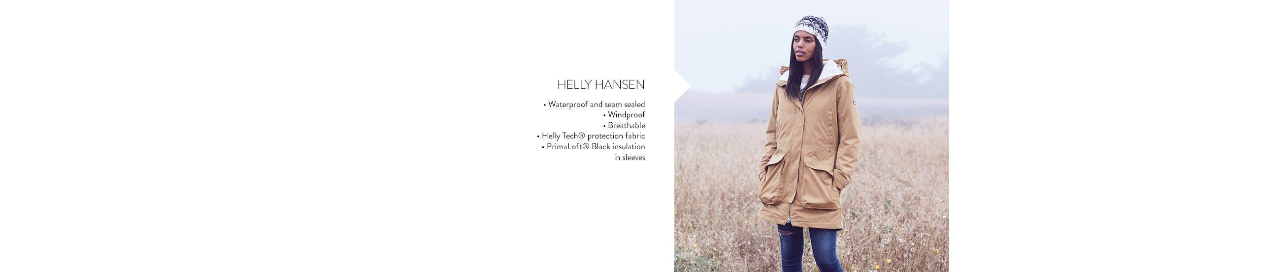 Helly Hansen.