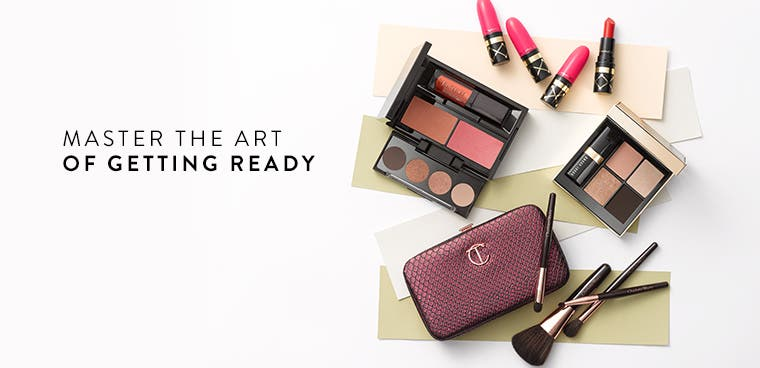 Master the art of getting ready.