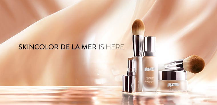 Skincolor de La Mer is here.