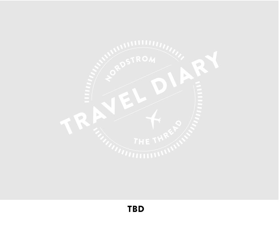 Travel diary: Australia and New Zealand.
