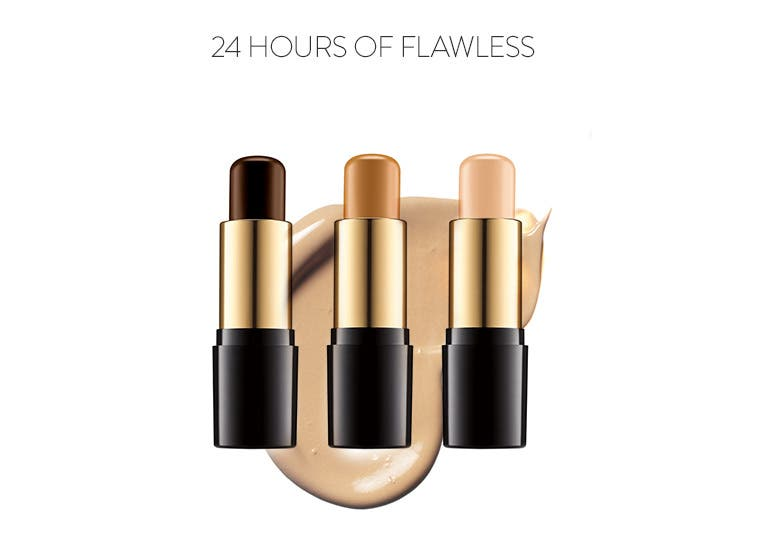 Get 24 hours of flawless with Lancôme foundation.