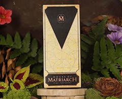 House of Matriarch: Devotion fragrance.