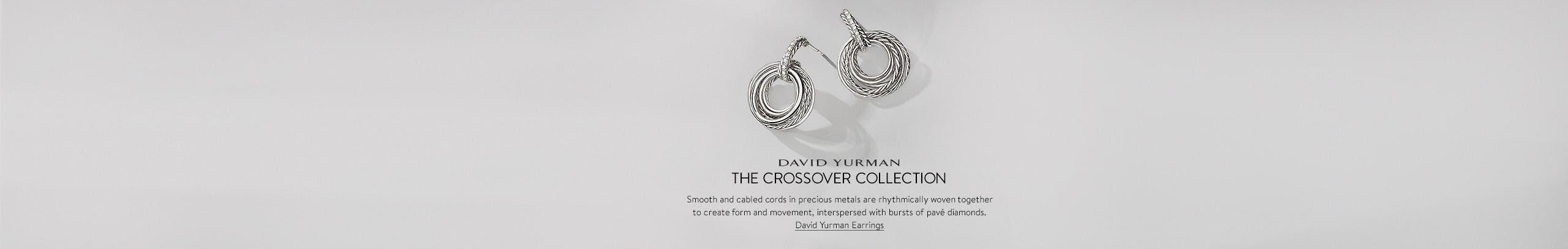 David Yurman: the Crossover Collection.