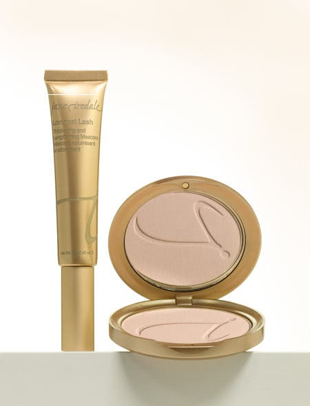 Makeup and skincare from jane iredale.