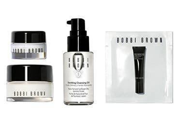 Receive a free 4-piece gift with your $100 Bobbi Brown purchase