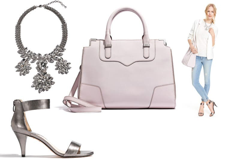 Glamorous shoes and accessories for women.