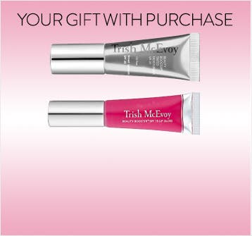 Trish McEvoy gift with purchase.