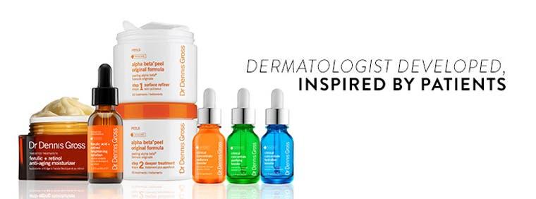 Dr. Dennis Gross Skincare.