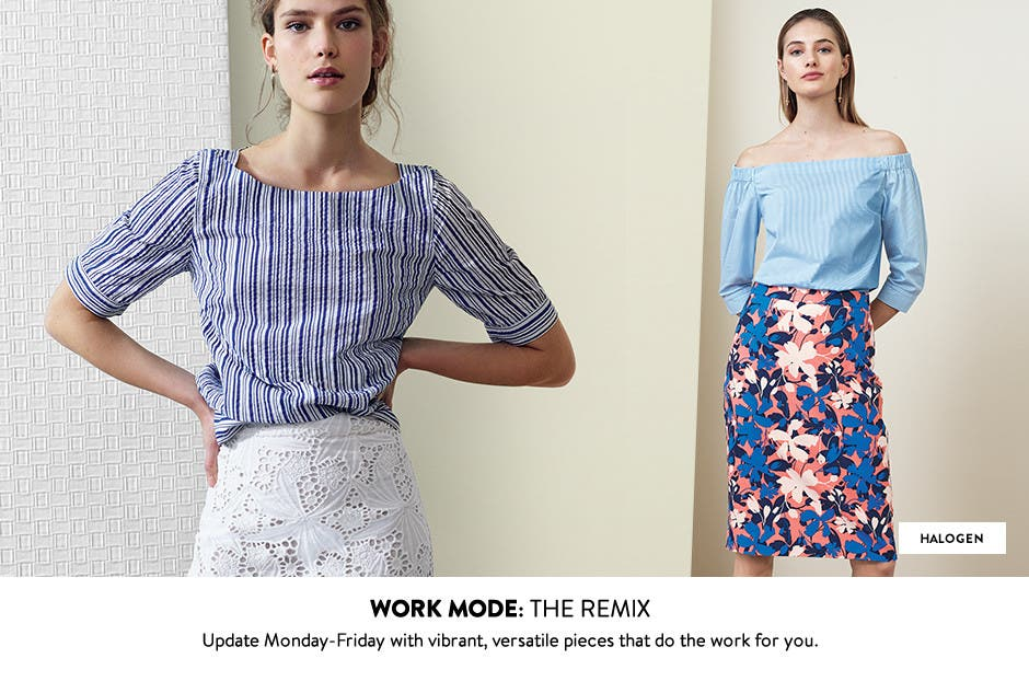 Work mode: the remix.
