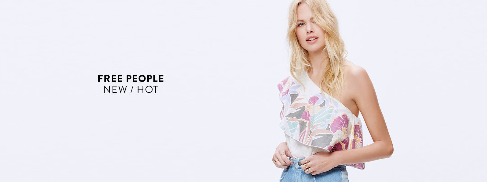 Free People: hot new arrivals.