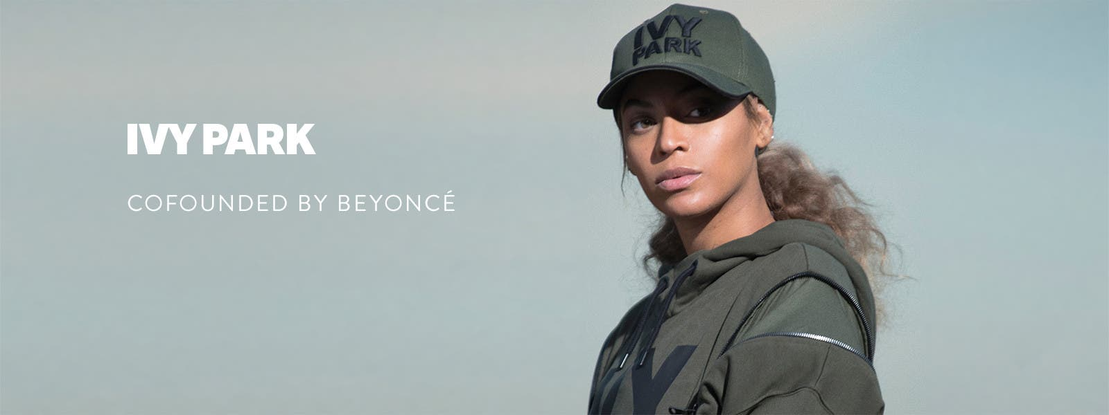IVY PARK women's activewear.