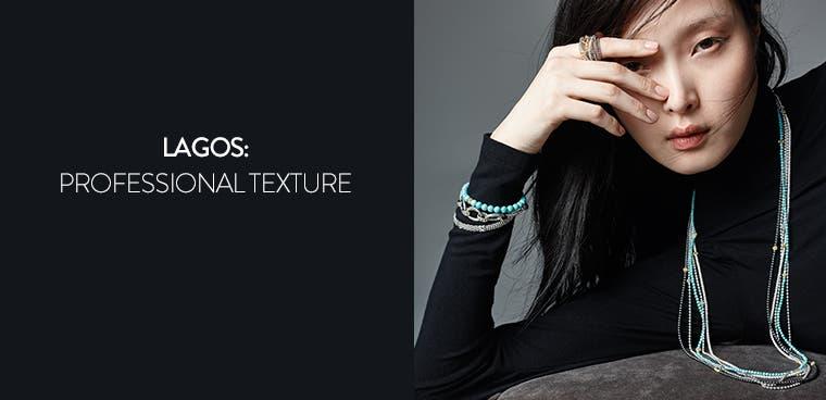 Professional texture: Lagos jewelry.