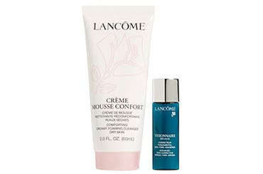 LANCÔME free 2-piece gift with your $50 Lancôme purchase
