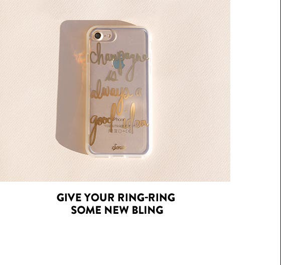 New cases for your phone.