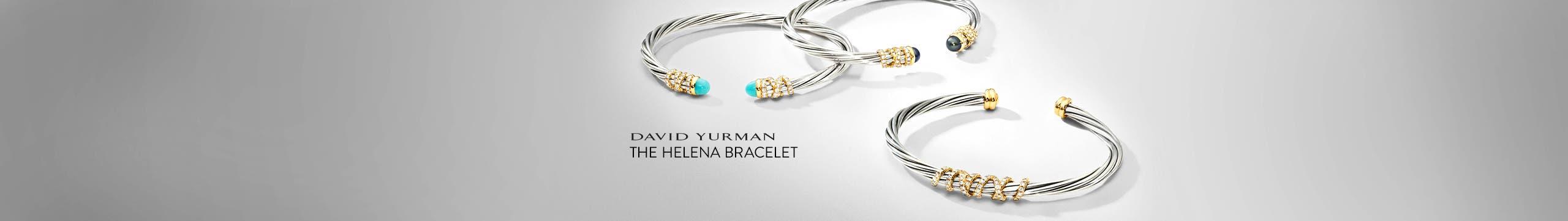 David Yurman: the Helena bracelet.