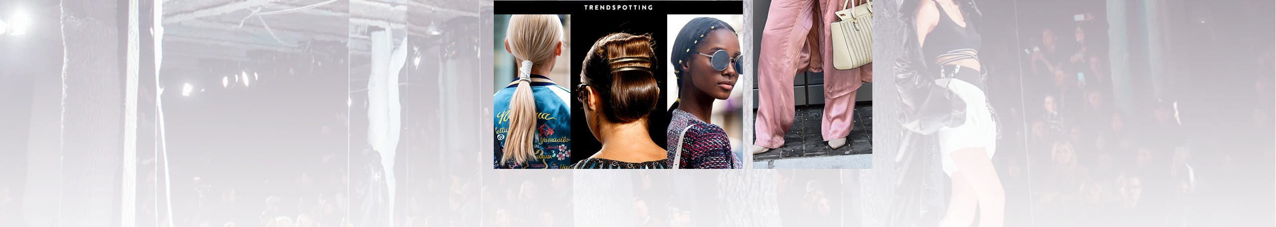 Hair trends at Fashion Week fall 2017. Fashion Week street style: the best of New York.