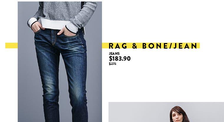 rag & bone/JEAN