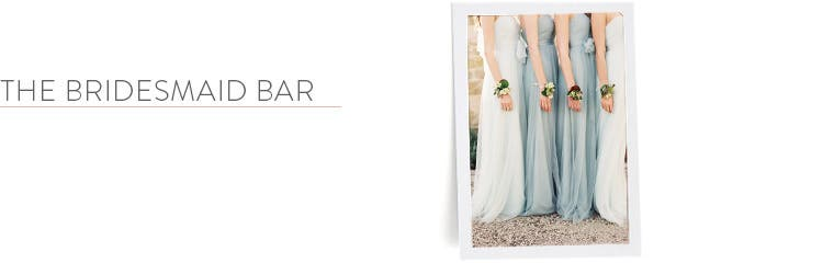 Bridesmaid Bar Store Locations Nordstrom Bridal Party Shops