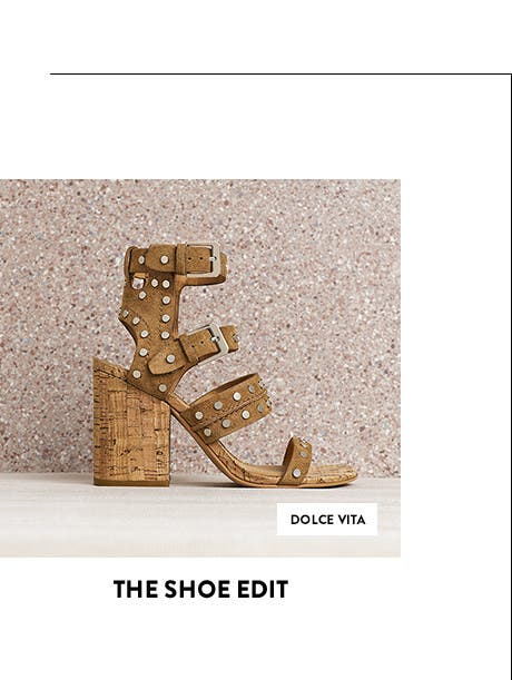 The Shoe Edit.