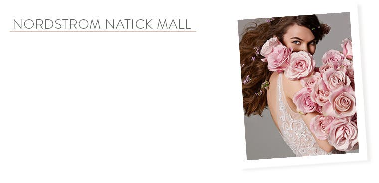 The Wedding Suite at Natick Mall.