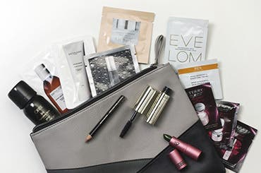 Receive your choice of 12-piece bonus gift with your $125 Space NK purchase