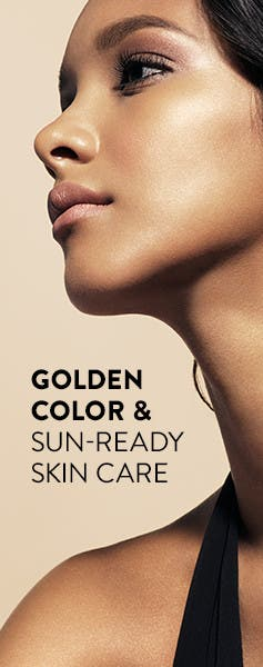 Golden Color & Sun-Ready Skin Care