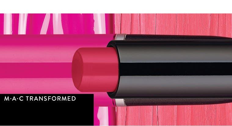MAC transformed: new shades of Retro Matte Liquid Lipcolour.