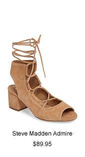 Steve Madden Admire Block Heel Sandal.
