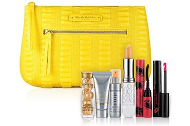 Elizabeth Arden gift with purchase.