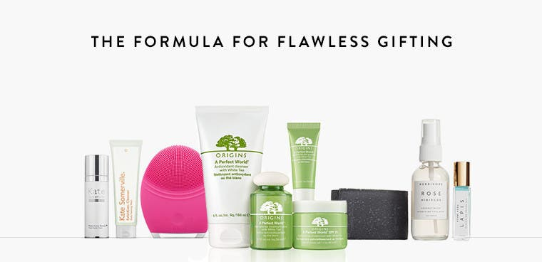 The formula for flawless gifting.
