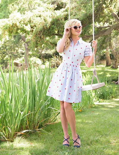 Reese Witherspoon on Southern Style