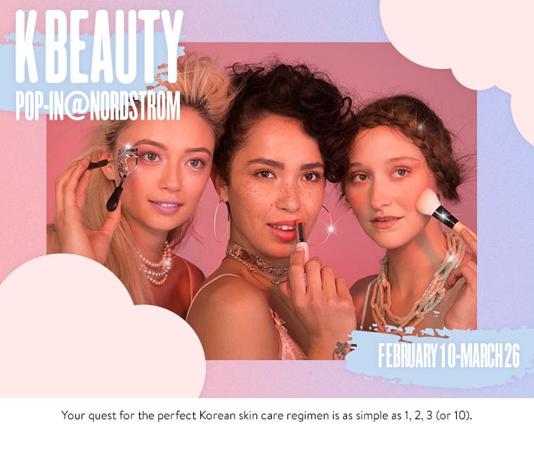 Pop-In@Nordstrom: KBEAUTY.
