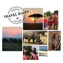Travel Diary: Kenya