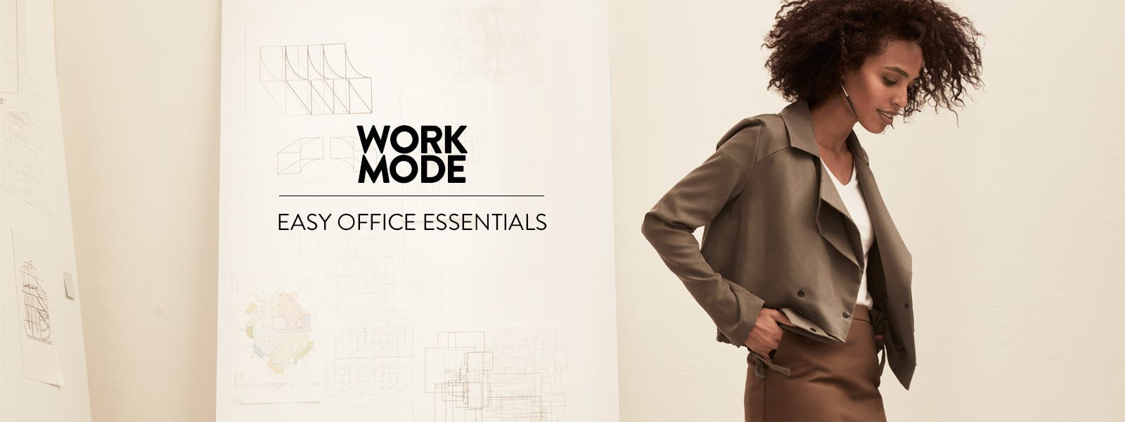 Work mode: easy office essentials.