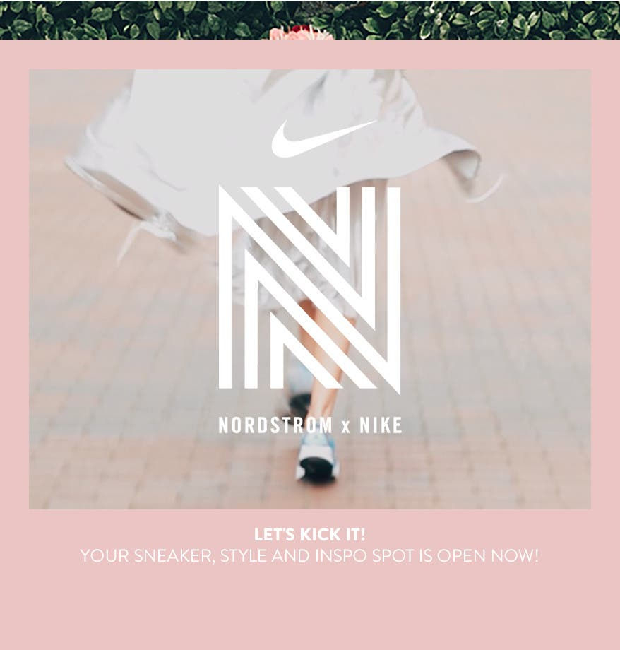 Nike and Nordstrom.