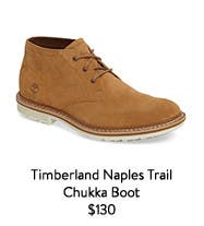 Timberland Naples Trail Chukka Boot.