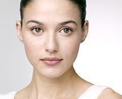 Shiseido makeup.