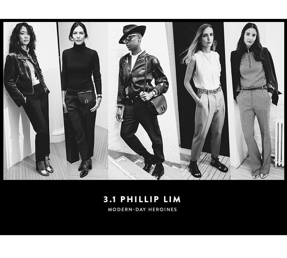 3.1 Phillip Lim: Modern-day heroines.