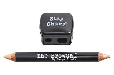 The BrowGal gift with purchase.