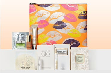 Free Gift Bag (with code ORANGE) with $50 Beauty or Fragrance purchase at Nordstrom