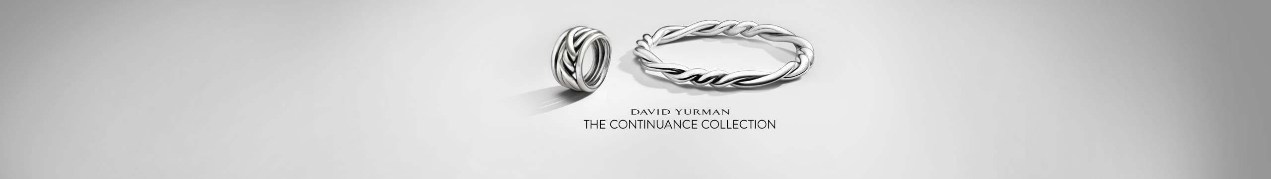 David Yurman: the Continuance Collection.