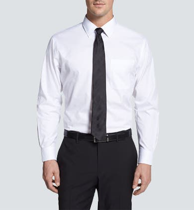 Dress Shirts for Men, Men's Button-Down Collar Dress Shirts ...