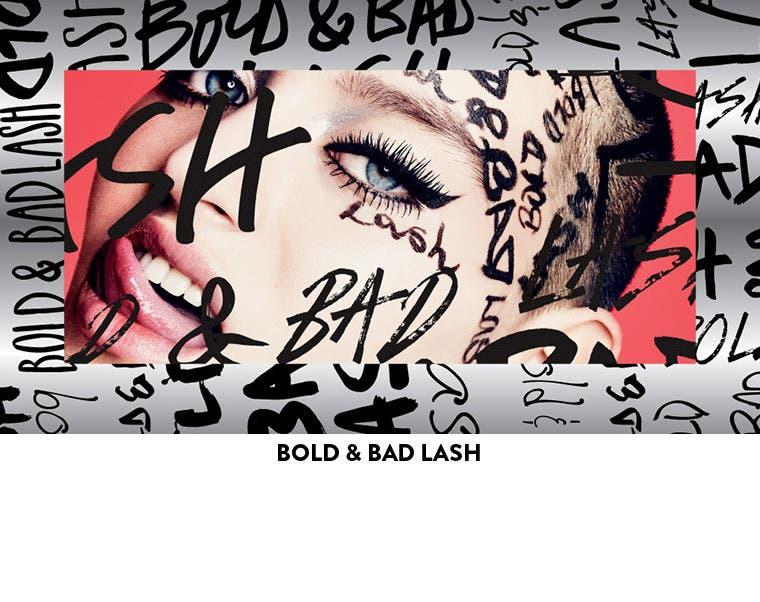 Bold & Bad Lash.