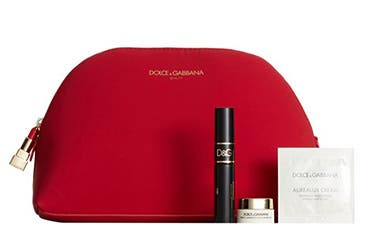 Receive a free 4-piece bonus gift with your $100 Dolce & Gabbana purchase