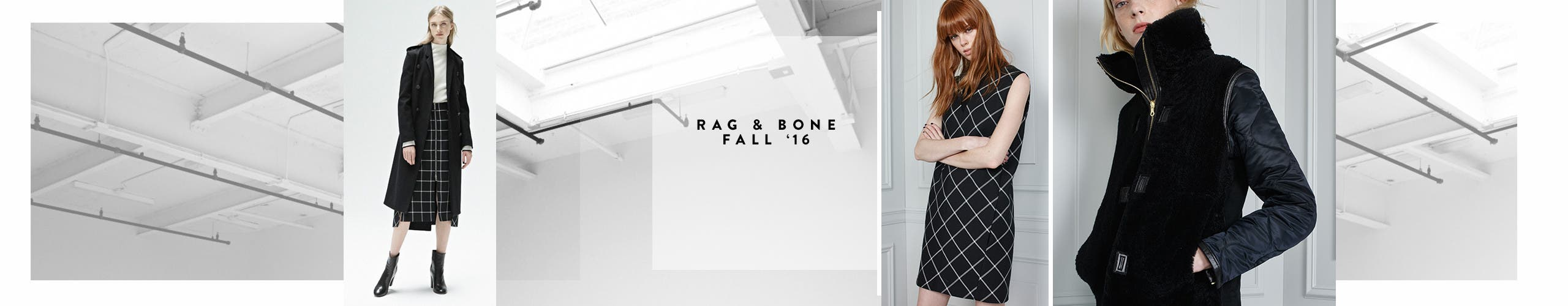 rag & bone fall collection for women.
