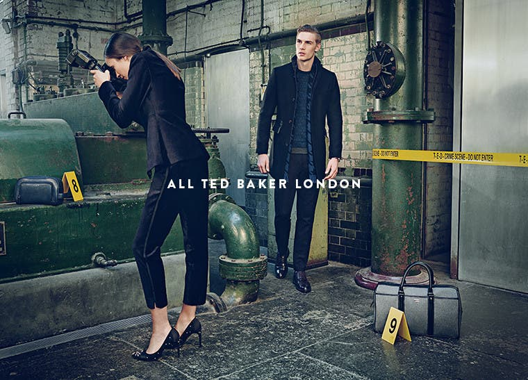 Ted Baker London.
