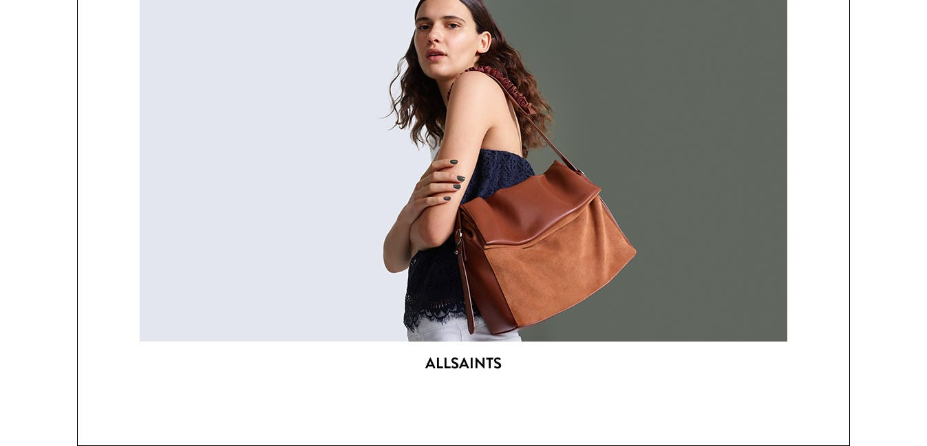 New bags from ALLSAINTS.