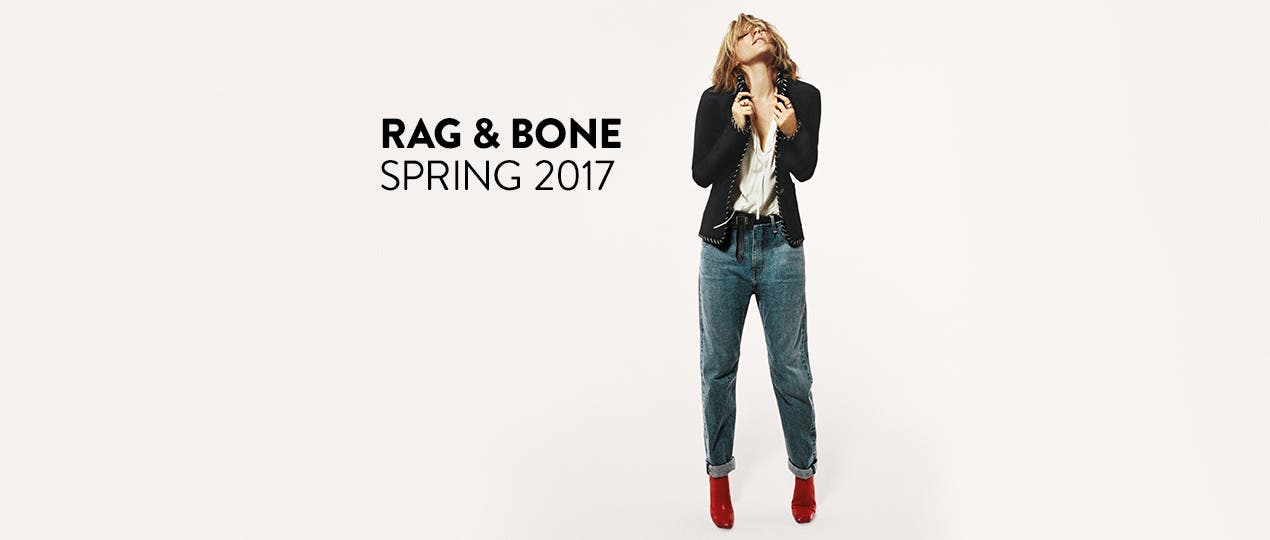 rag & bone clothing for women.