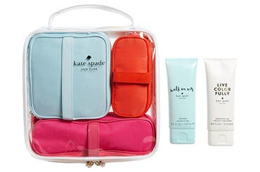 kate spade new york women's fragrance gift with purchase.